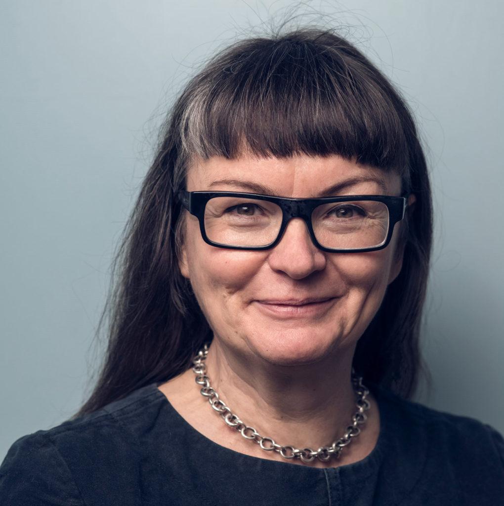 Julia Crouch portrait