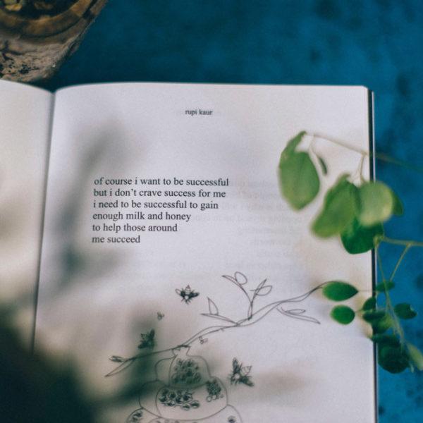 Rupi Kaur poetry