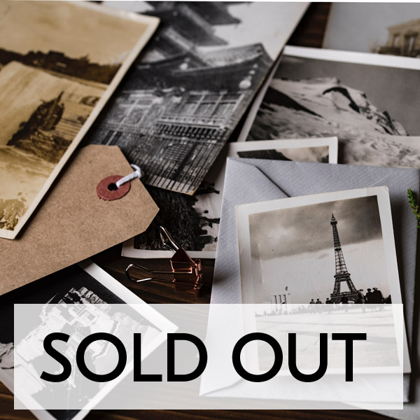 Creative non-fiction sold out