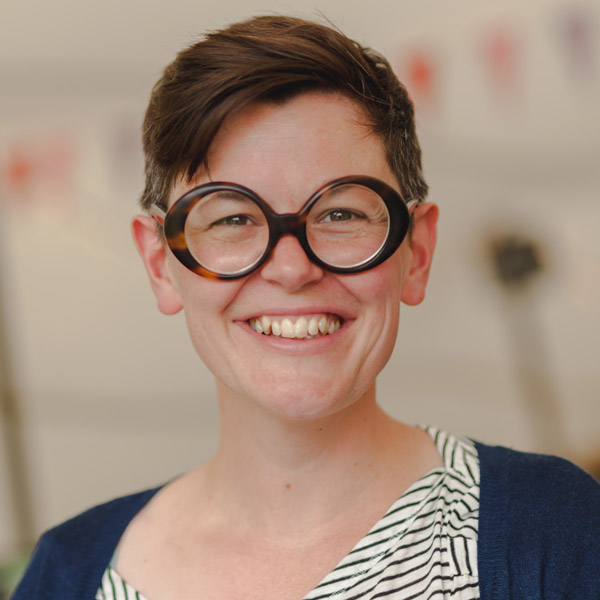 Peggy Hughes, Programme Director