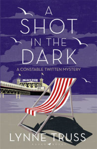 A Shot in the Dark by Lynne Truss book cover