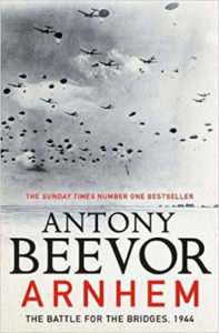 Arnhem by Antony Beevor book cover
