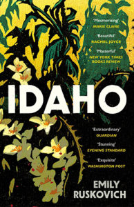 Idaho by Emily Ruskovich book cover