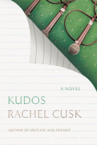 Kudos by Rachel Cusk book cover