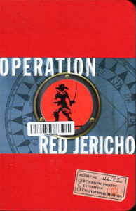 Operation Red Jericho by Joshua Mowll book cover