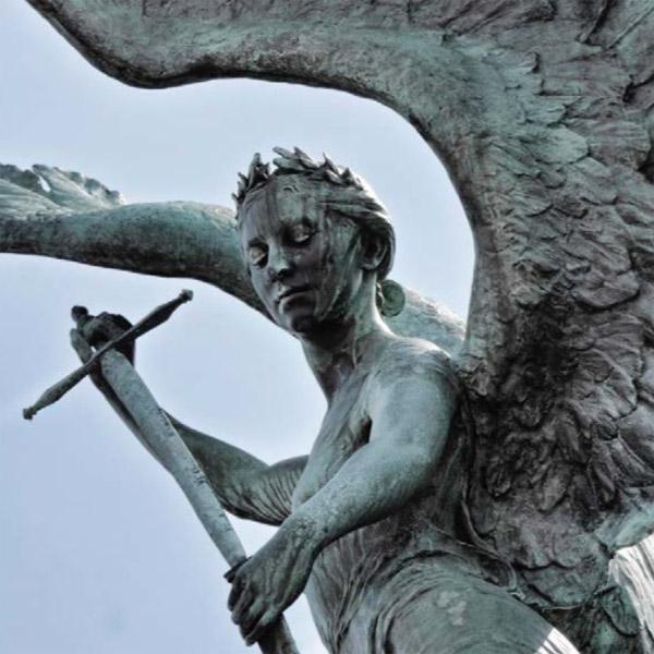 Peace statue, Norwich
