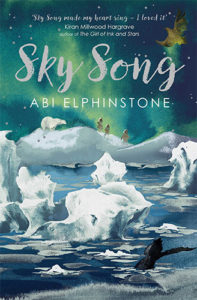 Sky Song by Abi Elphinstone book cover
