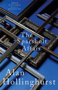 The Sparsholt Affair by Alan Hollinghurst book cover