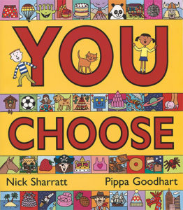You Choose by Pippa Goodhart book cover