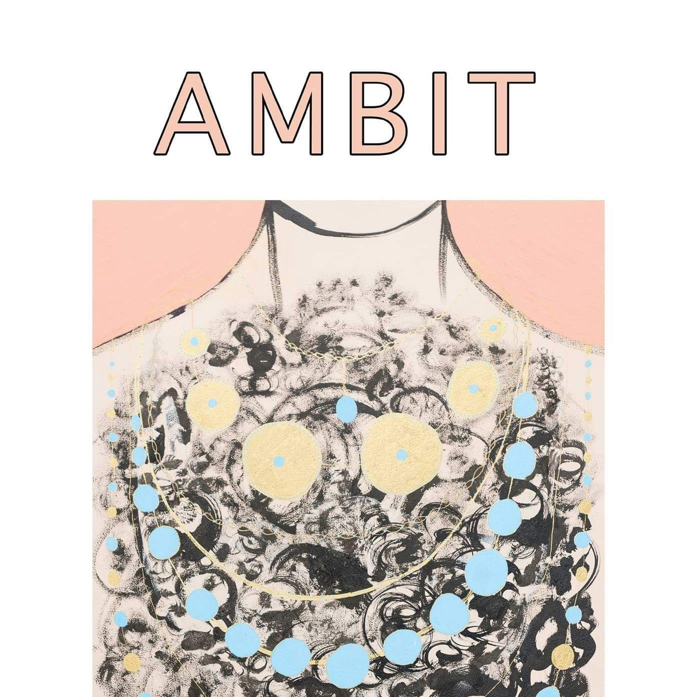 Cover of Ambit magazine