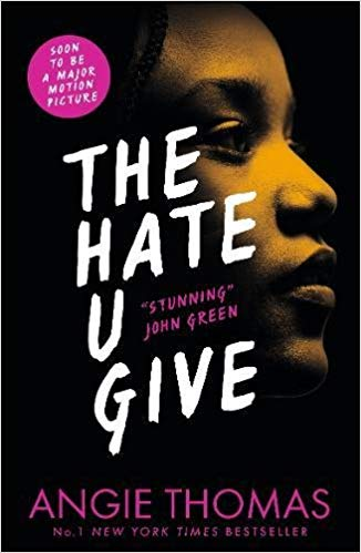 'The Hate U Give' by Angie Thomas