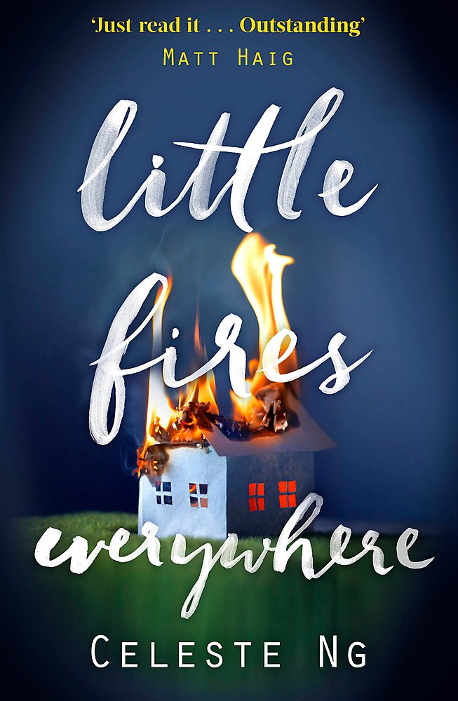 4) Little Fires Everywhere – Celeste Ng