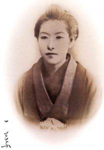 Photo of Higuchi Ichiyo