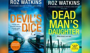 Roz Watkins covers