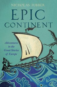 'Epic Continent' by Nicholas Jubber