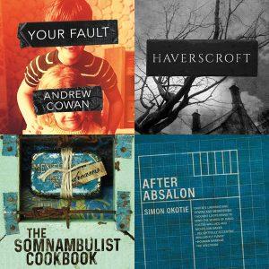 Salt Publishing books