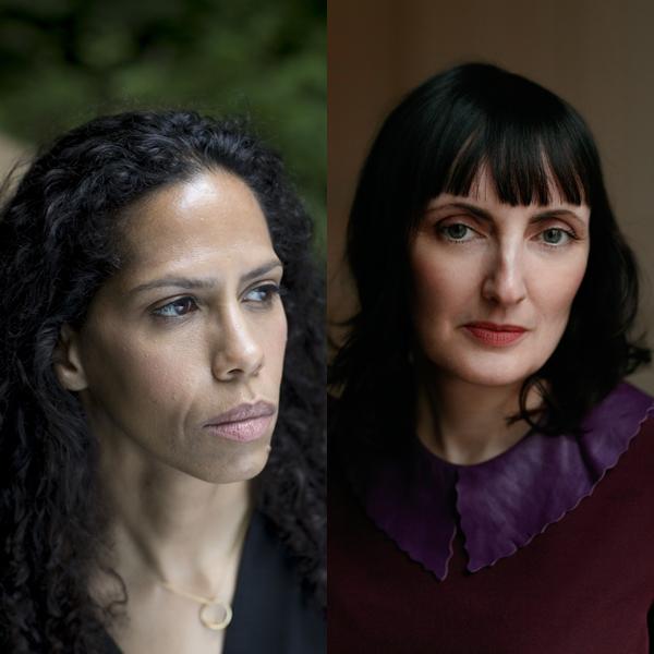Aida Edemariam and Sinéad Gleeson