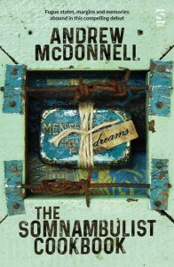 'The Somnambulist Cookbook' by Andrew McDonnell