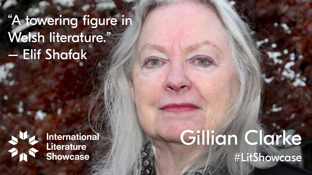 Gillian Clarke social card