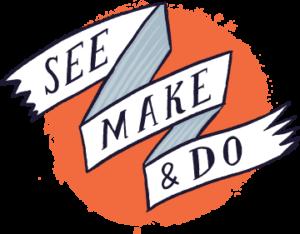 See, Make & Do logo