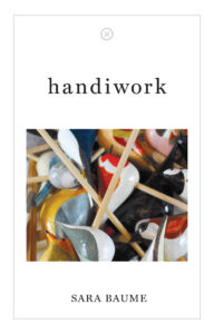 Cover of 'handiwork' by Sara Baume