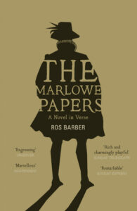 Book cover for 'The Marlowe Papers'