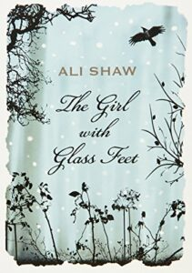 Book cover for 'The Girl with Glass Feet'