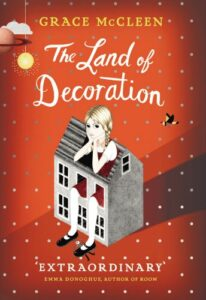 Book cover for 'The Land of Decoration;