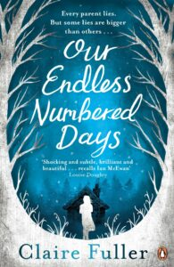 Book cover for 'Our Endless Numbered Days'