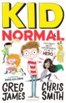Book cover for 'Kid Normal' by Greg James and Chris Smith