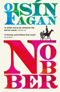 Book cover for 'Nobber'