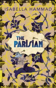 Book cover for 'The Parisian'