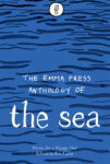 Book cover for 'Anthology of the Sea'