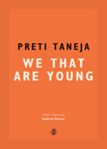 Book cover for 'We That Are Young'