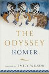 Book cover for Homer's Odyssey