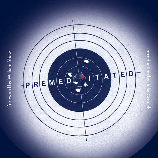 Cover for 'Premeditated' anthology