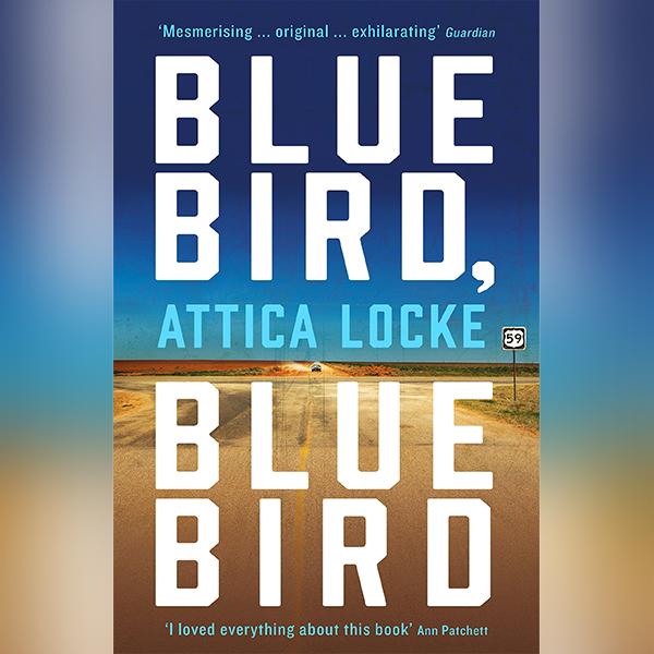 Book cover for 'Bluebird, Bluebird' by Attica Locke